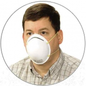 N95 NIOSH Respirator Face Mask