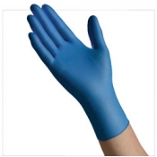 Nitrile Powdered Gloves (Non-Medical use)